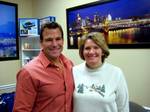 Baker Chiropractic and Wellness Patient of the Month Mary Holbert
