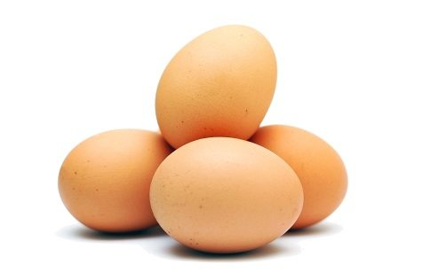 Eggs are part of a healthy breakfast