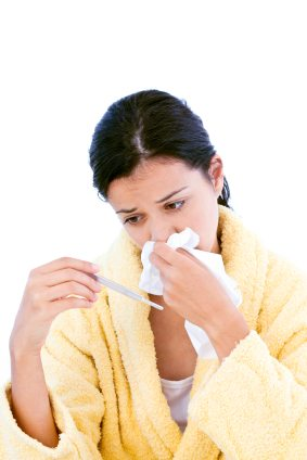 Cincinnati area cold and flu relief
