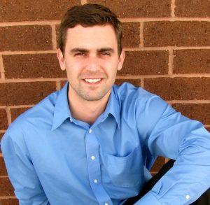 Baker Chiropractic and Wellness physician Dr. Garrett Knuckles