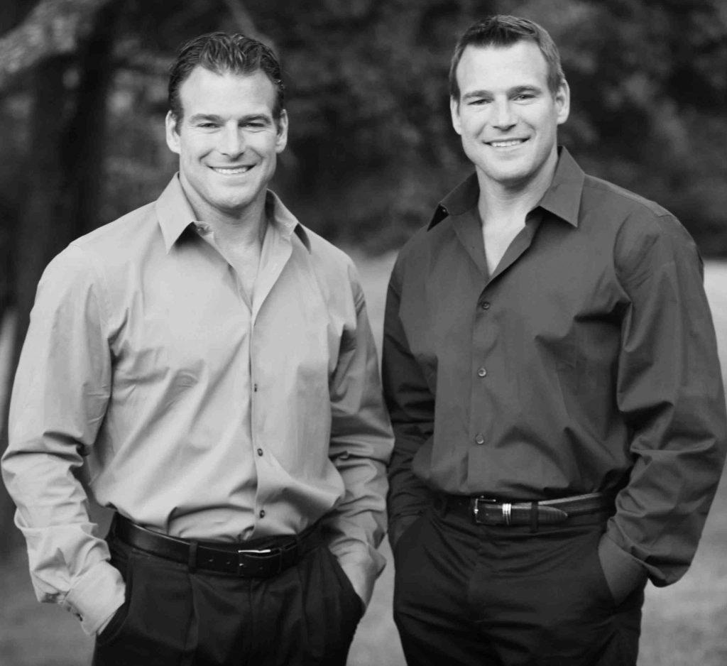 Dr Paul Baker and Dr. Patrick Baker