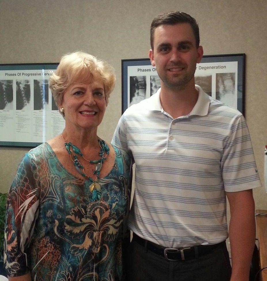 Baker Chiropractic and Wellness Patient Hayalyn Andrews