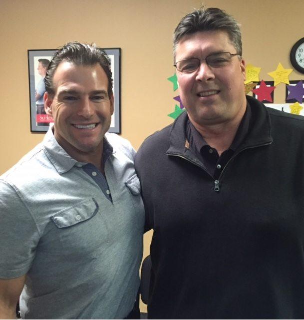 Baker Chiropractic and Wellness patient Steve C.