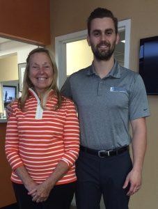 Maureen D. and Dr. Garrett Knuckles