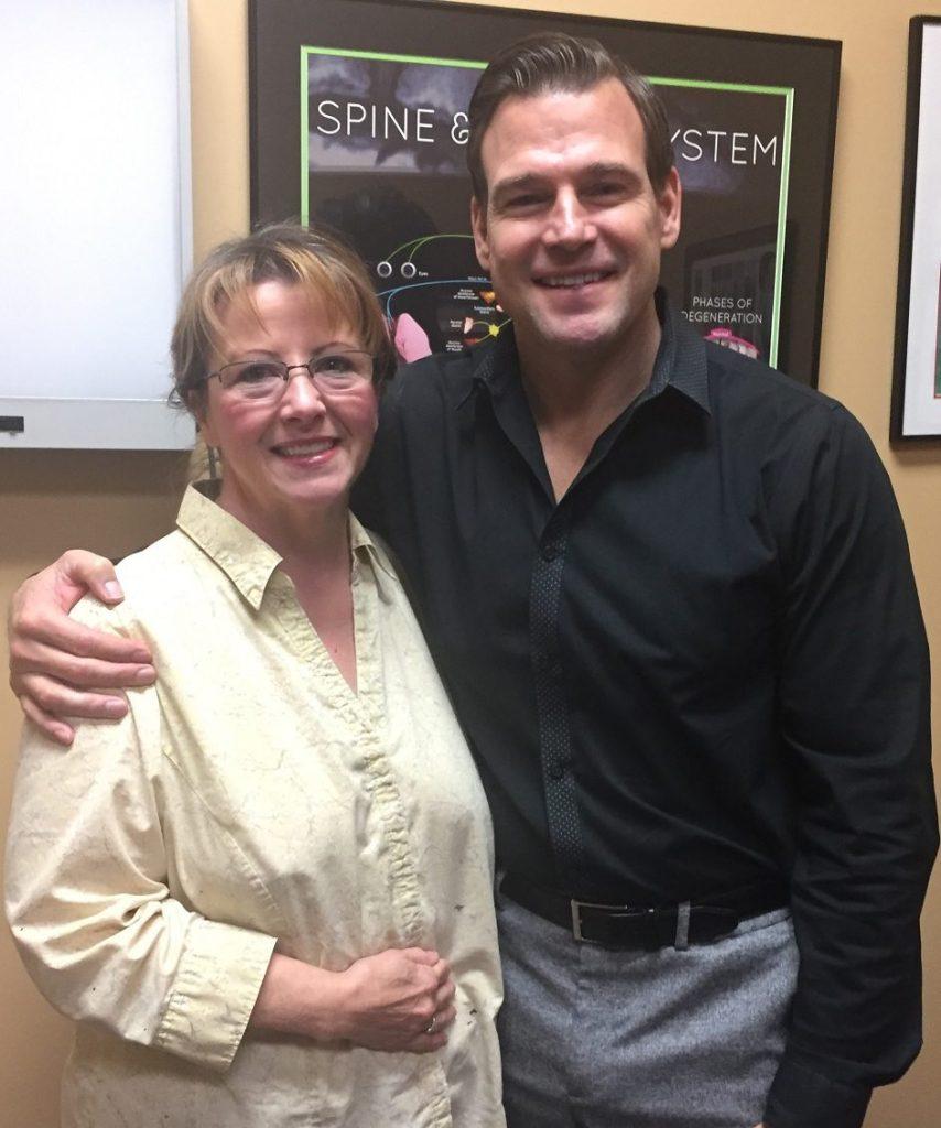 Baker Chiropractic and Wellness Patient Debbie P