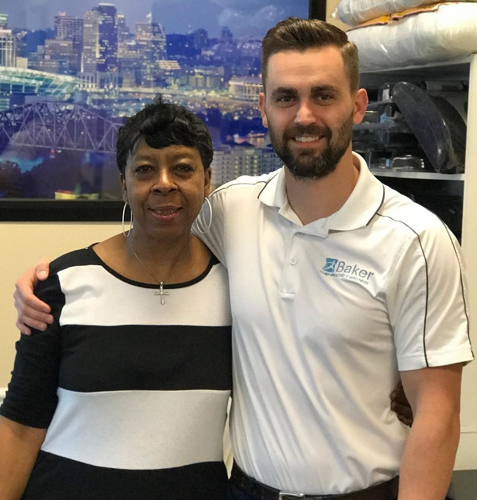 Baker Chiropractic and Wellness Patient Norma S