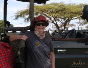 Baker Chiropractic Joyce Smith Safari Photo